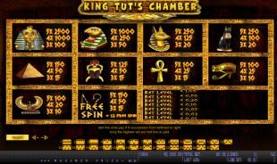 aperçu jeu King Tut 2