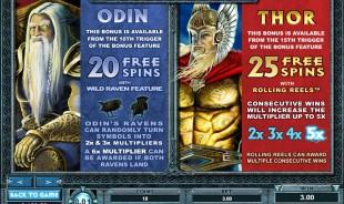 aperçu jeu Thunderstruck II 2