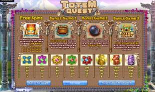 aperçu jeu Totem Quest 2