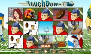 aperçu jeu Touchdown 1