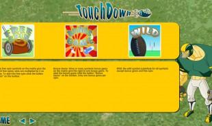 aperçu jeu Touchdown 2