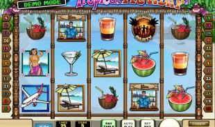 jeu de casino du 25 août 2016 Tropical Holiday
