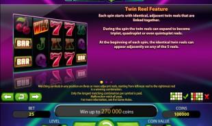 aperçu jeu TwinSpin 2