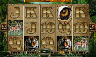 Untamed Bengal Tiger free game