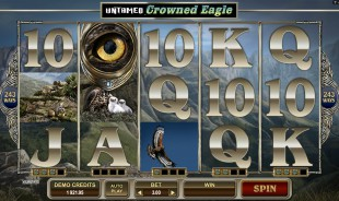 graj Untamed Crowned Eagle