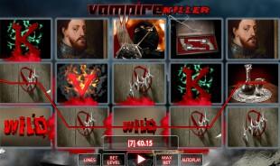 jeu Vampire Killer
