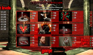 aperçu jeu Vampire Killer 2