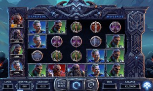 aperçu jeu Vikings go to Hell 1