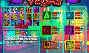 aperçu jeu Vintage Vegas 2