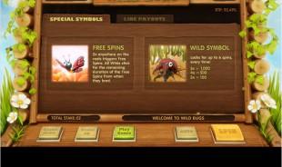 aperçu jeu Mad Bugs 2