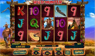 Wild Hunter free game
