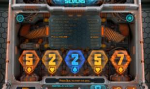 aperçu jeu Wild Sevens 1