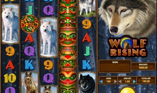 preview Wolf Rising 1