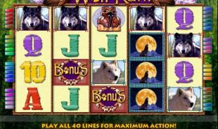 aperçu jeu Wolf Run 1