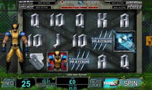 aperçu jeu Wolverine 1