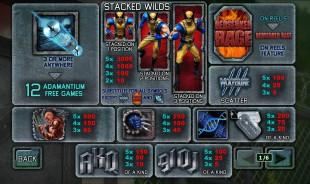 Machine à sous Wolverine gratuit dans Playtech casino