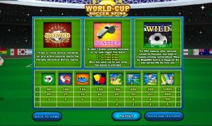 aperçu jeu World-Cup 2