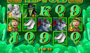 jeu World of Oz