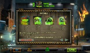 aperçu jeu Zombie Rush 2