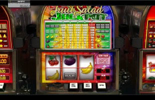 Fruit Salad Jackpot free game