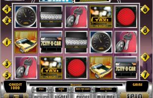 aperçu jeu Funky Taxi 1