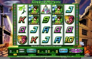 aperçu jeu Green Lantern 1