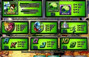 aperçu jeu Green Lantern 2