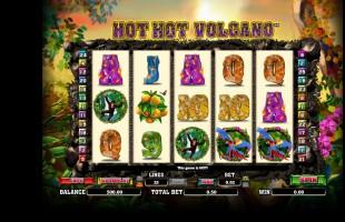 aperçu jeu Hot Volcano 1