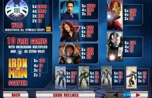 Jeu iron man 2 gratuit playtech sur - Iron man 2 telecharger gratuit ...