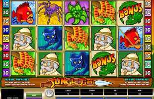 jeu Jungle Jim