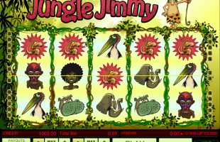Jungle Jimmy free game