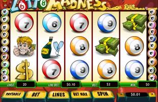 aperçu jeu Lotto Madness 1