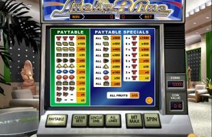 aperçu jeu Lucky 8-Line 2