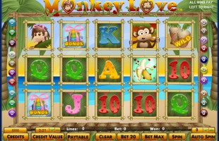 jeu Monkey Love