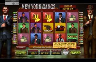 aperçu jeu New York Gangs 1