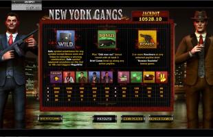 aperçu jeu New York Gangs 2