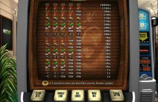 aperçu jeu Pirate's Gold 2