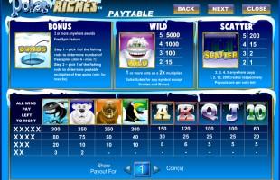 aperçu jeu Polar Riches 2