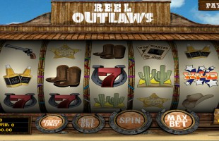 aperçu jeu Reel Outlaws 1