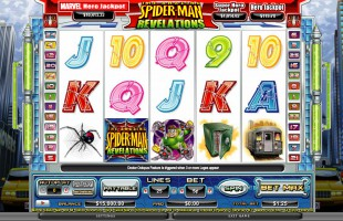 aperçu jeu Spider Man 1