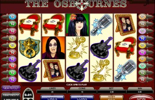 jeu The Osbournes