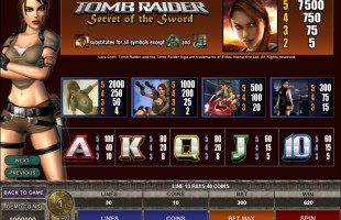 preview Tomb Raider Secret of the Sword 2