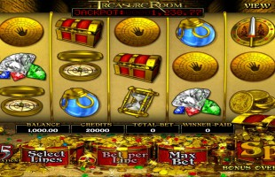 jeu Treasure Room