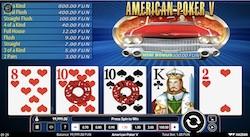 jeu American Poker V