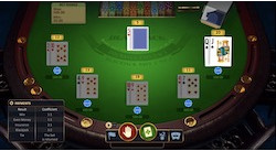 jeu Blackjack High Multihand
