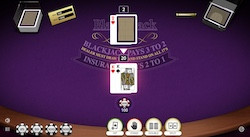 jeu Blackjack VIP