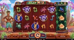 jeu Crazy Mix