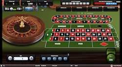 jeu Roulette French