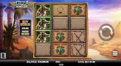 jeu Giza Infinity Reels