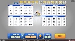 jeu Mega Money Bingo